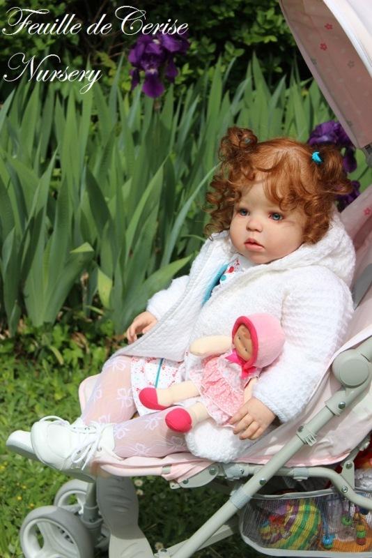Reborn toddler fille