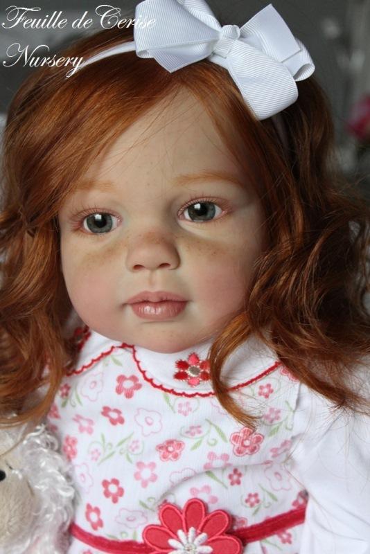 Judith - reborn toddler fille
