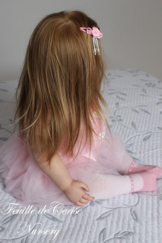 Kassandra - reborn toddler fille