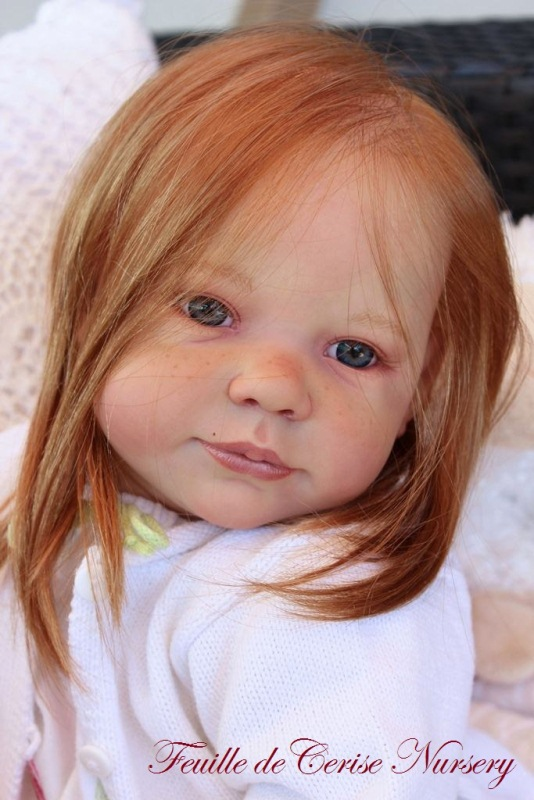 B 233 B 233 Reborn Bebe Poupee